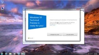 getlinkyoutube.com-How To Upgrade Windows 7/8.1 to Windows 10 (FOR FREE)