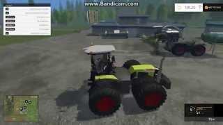 Farming Simulator 2015 - fs15 My top 3 Claas mods / modpacks