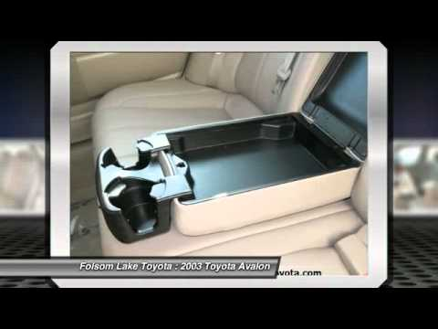 2003 toyota avalon problems online manuals and repair for Folsom lake honda service