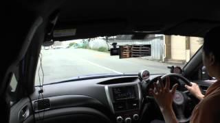 getlinkyoutube.com-HKS車高調の減衰力25段ソフトと0段のハードの比較レビュー