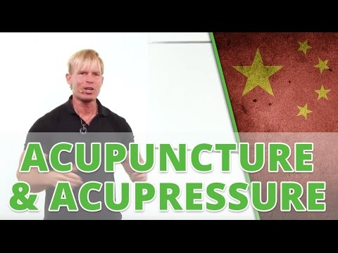 Acupuncture & Acupressure - How Do They Work & What Are The Benefits?