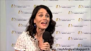 getlinkyoutube.com-My TV Festival Interview: Robin Tunney (The Mentalist)