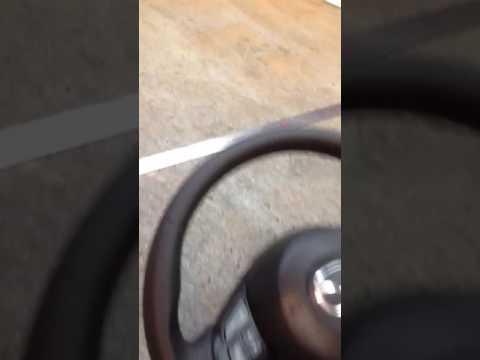 Как снять подушку безопасности с руля на Mazda CX 5