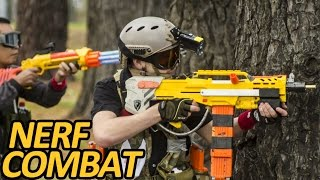 "getlinkyoutube.com-""ROCKET HEADSHOT"" Nerf Combat @ Melbourne Nerf Wars 