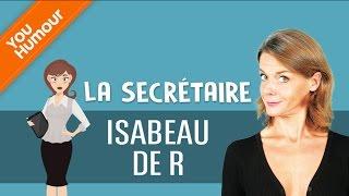 getlinkyoutube.com-ISABEAU DE R - La secrétaire
