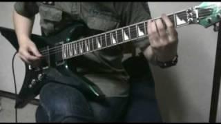 getlinkyoutube.com-System of a Down - B.Y.O.B. (Guitar Cover)