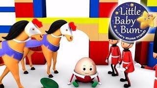 getlinkyoutube.com-Humpty Dumpty | Part 1 | Nursery Rhymes | By LittleBabyBum!