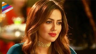 getlinkyoutube.com-Sana Khan wakes up next to Suresh Krishna - Gajjala Gurram Movie Scenes - Dirty Picture Remake