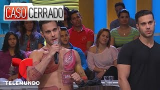 getlinkyoutube.com-Caso Cerrado | Accidental Ejaculation 🍆💦| Telemundo English