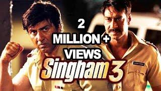 21 Interesting facts   Singham 3 (2018)   Ajay Devgn   Sunny Deol  Rohit Shetty