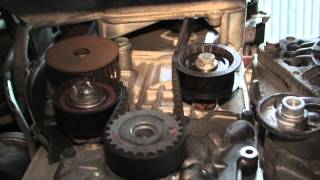 bodgit and leggit garage timing belt on Volkswagen golf (part 1 of 3 )
