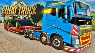 getlinkyoutube.com-Volvo Carga Pesada - Euro Truck Simulator 2