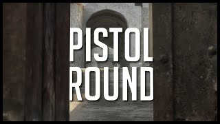 getlinkyoutube.com-HOW TO WIN YOUR PISTOL ROUND ON DUST2 - CS:GO (CT Side)