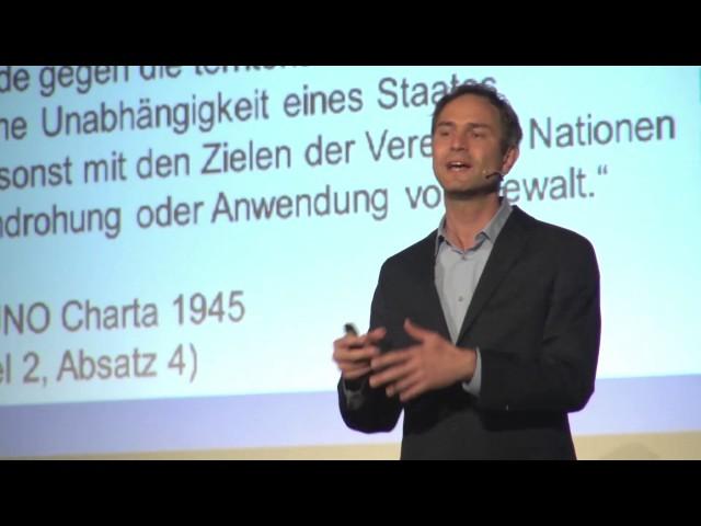 Daniele Ganser - Das Spannungsfeld von Energiepolitik