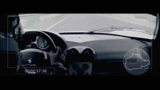 Maserati MC12 Nürburgring full lap record in HD