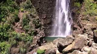 getlinkyoutube.com-Middleham Falls, Dominica, October 2015