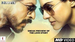 Dilwale | Sneak preview of the love story | Kajol, Shah Rukh Khan, Kriti Sanon, Varun Dhawan width=