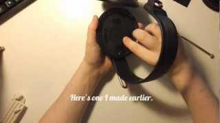 getlinkyoutube.com-Fostex T50RP modding demonstration
