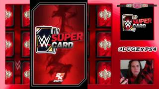 getlinkyoutube.com-WWE SUPERCARD - Fusion Chamber and ready for Ring Dom