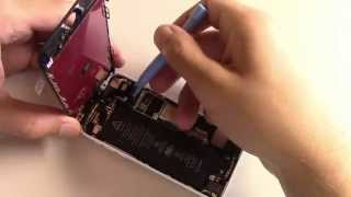 getlinkyoutube.com-iPhone 5C Screen Repair Tutorial Cracked Replacement | GadgetMenders.com