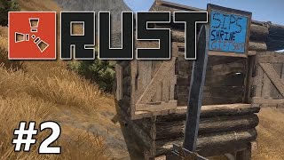 getlinkyoutube.com-Rust - Dead in a Creek - PART #2