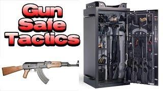 Gun Safe Tactics - Go To Rifle Storage