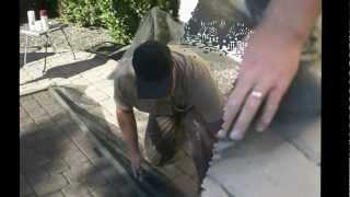 How to re screen a patio door youtube planetlyrics Choice Image