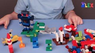 getlinkyoutube.com-Lego Classic Set Review 10693