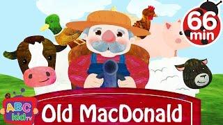 getlinkyoutube.com-Old MacDonald Had a Farm | + More Nursery Rhymes & Kids Songs - ABCkidTV