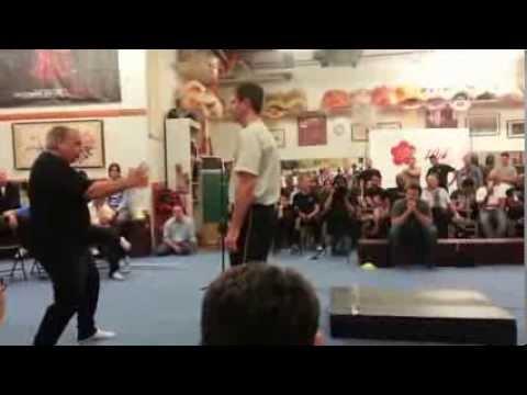 Video - How To Develop Your Kung Fu Skills(Ving Tsun/Wing Chun)  4ª part.