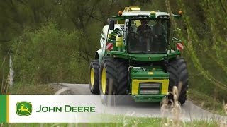 First customer handover - The new John Deere 8000 Series SPFH (Ep. 7)
