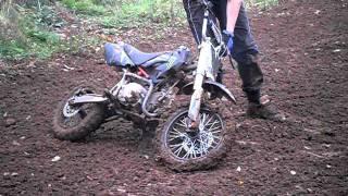 getlinkyoutube.com-Pitbike Goon Riding
