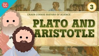 Plato and Aristotle: Crash Course History of Science #3 width=