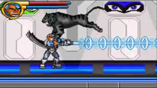 getlinkyoutube.com-Let's Play Teen Titans (GBA) Part 08