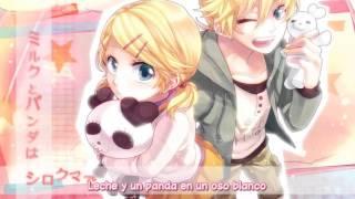 【Kagamine Rin & Len】Suki Kirai【Subs. Español】