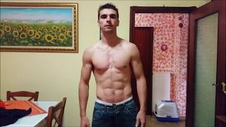getlinkyoutube.com-My Freeletics Transformation - Italian Free Athlet