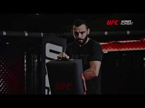 UFC Contender Multi Strike Shield