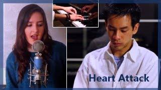 Heart Attack - Demi Lovato (cover) Holly Sergeant & Dan Lee