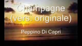 getlinkyoutube.com-Champagne (vers. originale) - Peppino di Capri