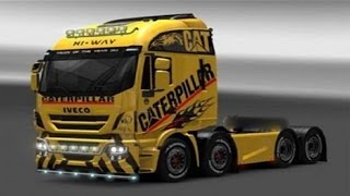 getlinkyoutube.com-Iveco Hi-Way Mega Mod ETS2 (Euro Truck Simulator 2)