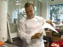 Jacques Torres - Making Chocolate Lollipops