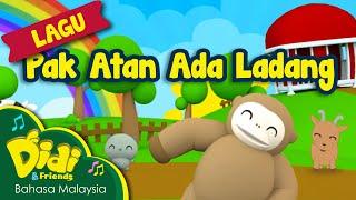 getlinkyoutube.com-Lagu Kanak Kanak | Pak Atan Ada Ladang | Didi & Friends
