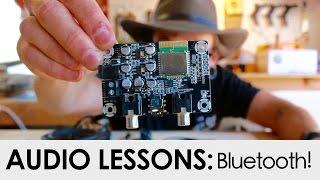 getlinkyoutube.com-Easy DIY Bluetooth Speaker Setup: Make Any Speaker A Bluetooth Speaker | How-To