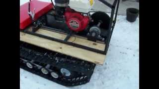 getlinkyoutube.com-homemade twin track go kart III