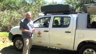 getlinkyoutube.com-4x4 Hire South Africa - Toyota Hilux Review