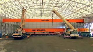 getlinkyoutube.com-Siltanosturi - Overhead Crane - SATATERÄS.wmv