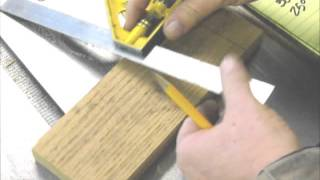 getlinkyoutube.com-Make an Angle Tool for your Honing Guide
