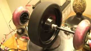 getlinkyoutube.com-5 INCH WHEEL AT 2000 RPMs