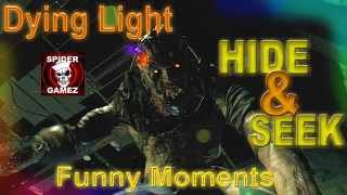 getlinkyoutube.com-Dying Light - HIDE AND SEEK Mini Game - Zombie Invasions Funny Moments (Dying Light The Following)