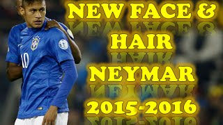 getlinkyoutube.com-New Face & Hair-Neymar J.r-2015-2016-Pes 2013 Pc